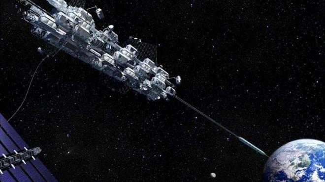 Parece ficção! conheça o Elevador para o Espaço.