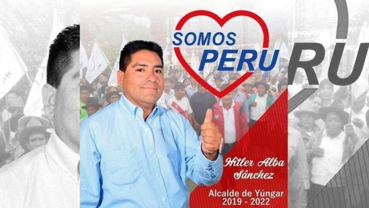 Lenin tenta impedir Hitler de se candidatar a prefeito no Peru