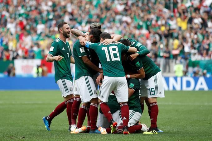 Torcida do México causou pequeno terremoto comemorando o gol