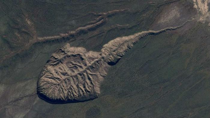 Porta para o Submundo, o que é essa cratera na Sibéria?