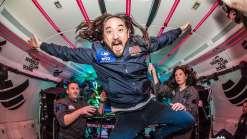 Festas em gravidade zero são uma nova possibilidade