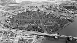 A Cidade falsa que abrigava uma fábrica da Boeing