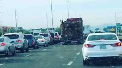 Situações inusitadas encontradas em diferentes estradas
