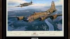 O piloto alemão que arriscou tudo para salvar inimigos na WWII