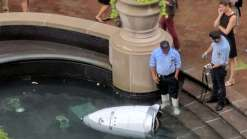 Robô policial comete suicídio dos EUA