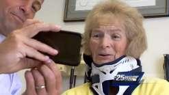 Mulher cega volta a enxergar depois de cair e bater a cabeça