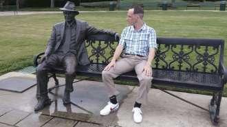 Forrest Gump da vida Real - Homem atravessa os EUA correndo