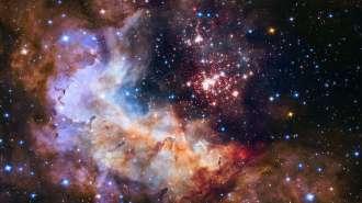 NASA libera vídeo que te deixa 'voar' por uma Nebulosa