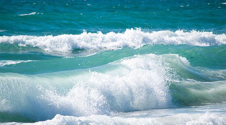 Transformando água do mar em água potável