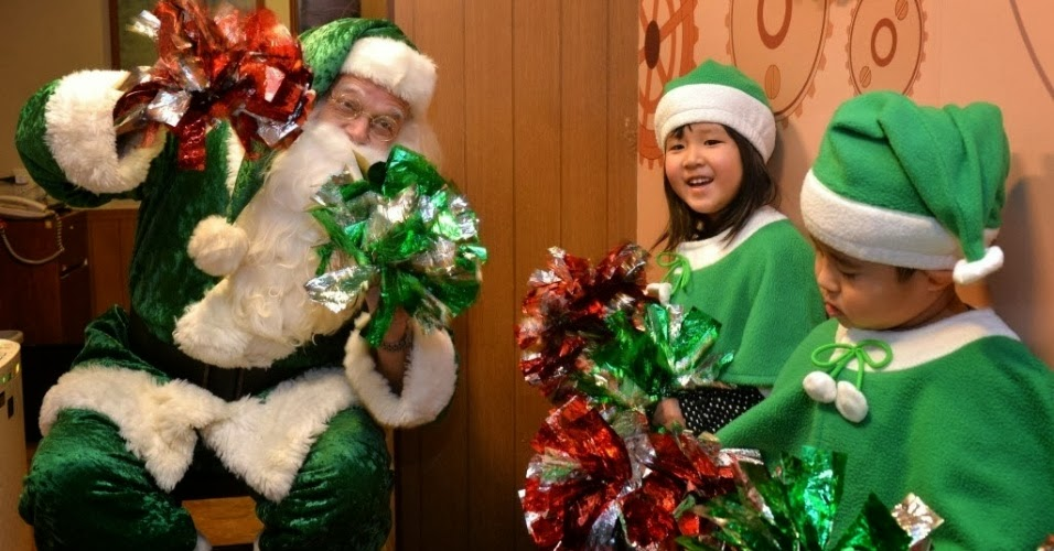 Papai Noel não usava vermelho até a Coca-Cola popularizar isso