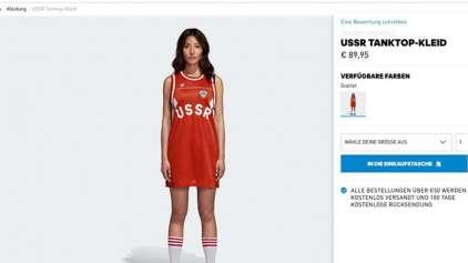 Novas roupas da Adidas enfurecem a internet
