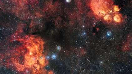 Publicada a maior foto do espaço com quase 200 milhões de pixel