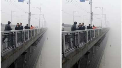 5 fotos assustadores capturas por acidente