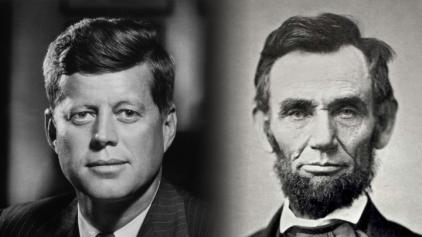 Conheça as assustadoras coincidências entre presidente Kennedy e Lincoln