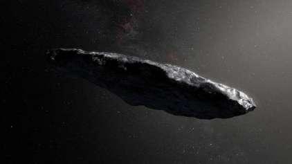 Meteoro interestelar pode ter sido um nave alienígena