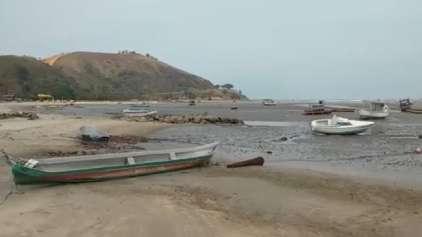 O que aconteceu com o mar no litoral Sul do Brasil?