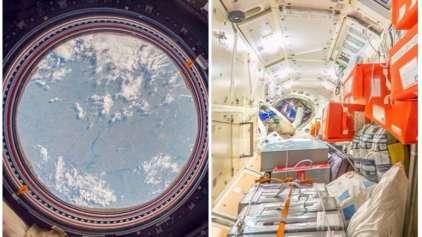 Vá até o espaço usando o Google Street View!