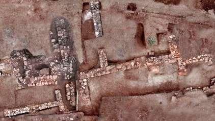 Arquélogos descobrem a cidade perdida de Tenea