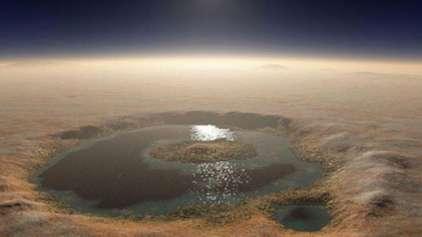Vida fora da Terra? Cientistas descobrem água liquida em Marte!