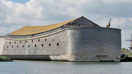 Você conhece a réplica em tamanho real da arca de Noé?