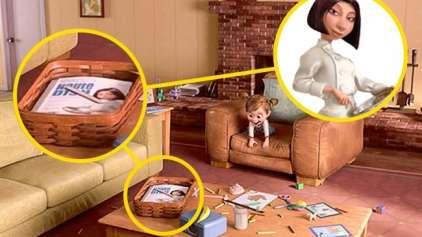 10 segredos escondidos em animações da Disney e outros estúdios
