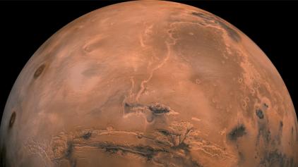Ir para Marte seria 'estúpido'