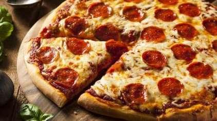 Homem garante que come pizza todos os dias a 37 anos