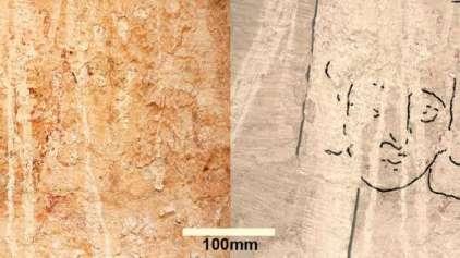 Encontrada nova pintura de Jesus com mais de 1500 anos