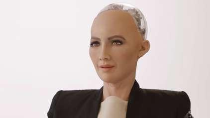 Sophia, a robô comenta sobre a possibilidade de ter filhos