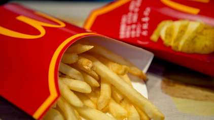 Ingrediente na batata do McDonald's pode curar a calvície