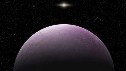 Farout: o planeta cor-de-rosa