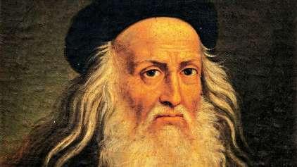 """Estudo aponta que da Vinci era um gênio por ser """"vesgo"""""""