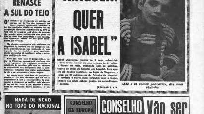 """A surpreendente história da """"Menina Galinha"""" de Portugual"""