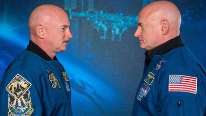Experimento da NASA determinou que envelhecemos mais lento no espaço