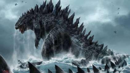 Tecnicamente, o Godzilla é faixa preta em judô