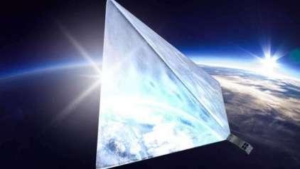 Russia quer mandar a primeira estrela artificial para o espaço
