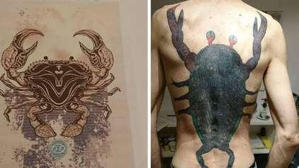 10 das piores tatuagens de todos os tempos