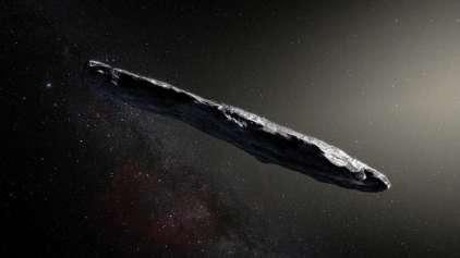 Primeiro objeto interstelar é avistado por astrônomos