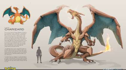 Já imaginou como seriam Pokémon metálicos?