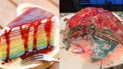 8 bolos que são a verdadeira face do desastre