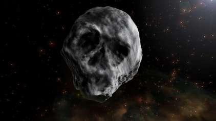 Mais uma vez o cometa do Halloween vai passar perto da Terra
