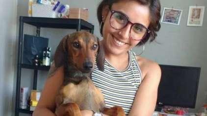 """""""Cão Milagrosa"""" sobrevive 6 dias no deserto após cair de avião"""