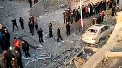 Banheiro explode na China, o motivo é o que você está pensando