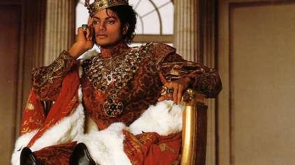 Você sabia que o Michael Jackson era rei de verdade?
