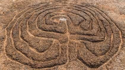 Desenhos descobertos na Índia levantam mistério científico