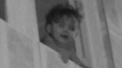 Misteriosa foto de bebê causa polêmica na internet, você vê?
