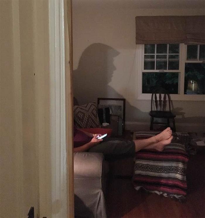 21 sombras que vão fazer você olhar duas vezes para a foto