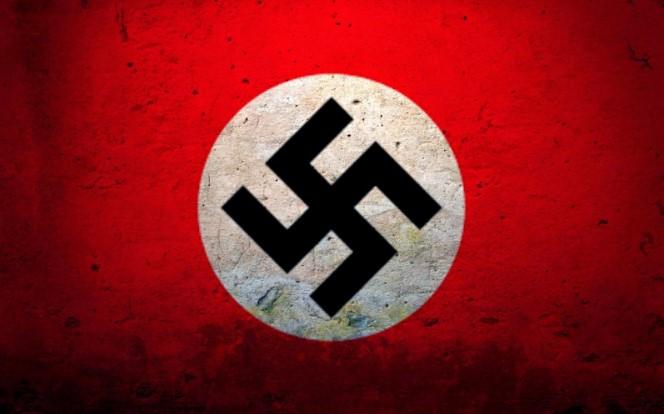 O símbolo de pureza ariana nos panfletos nazistas, era na verdade judeu!