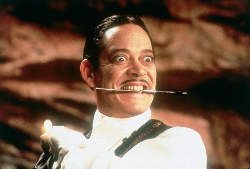 Sabia que o Gomez é um dos personagens mais ricos do cinema?