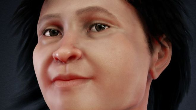 Conheça a verdadeira Eva, a mulher mais antiga das Américas!